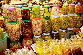 אוכל רחוב ברפובליקה הדומיניקנית