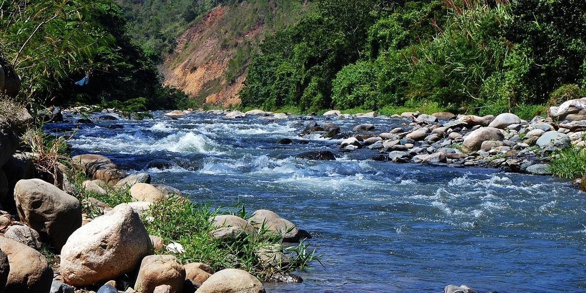 הנהר של חרבקואה
