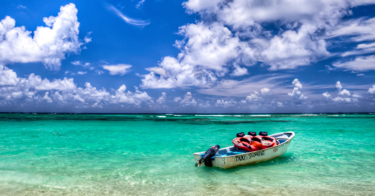 חופי הרפובליקה הדומיניקנית