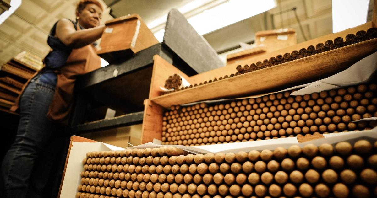 סיגרים מוכנים למשלוח - לה רונה הרפובליקה הדומיניקנית