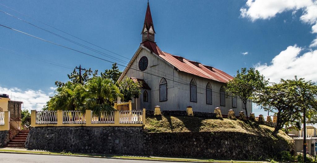 LA CHURCHA - הכנסייה בסמאנה