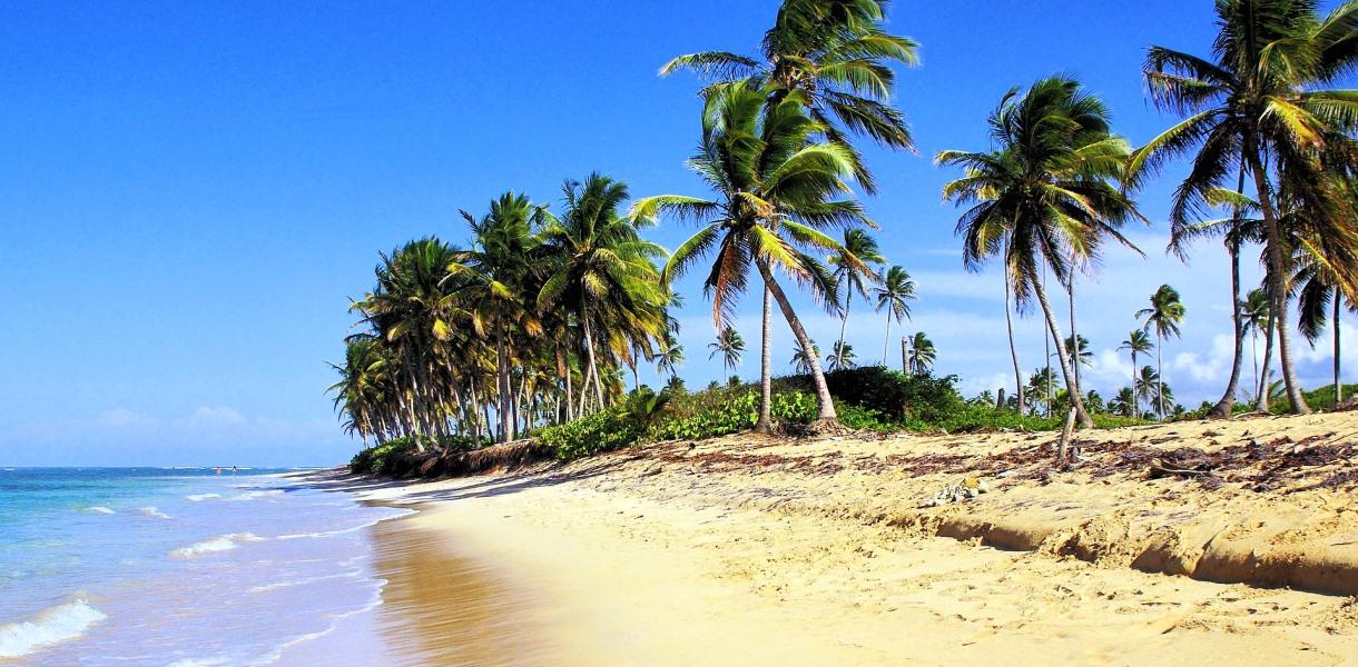 Punta Cana - חופי פונטה קאנה