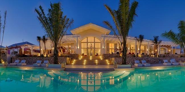 המלון הכי טוב בפונטה קאנה - עדן רוק בקאפ קאנה