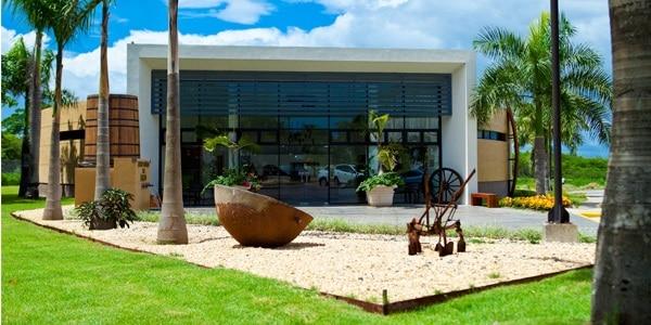 המוזיאון והמרכז ההיסטורי של רום ברסלו