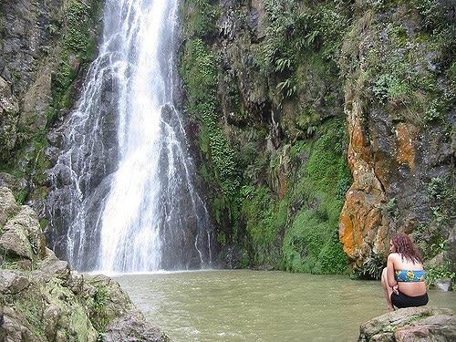 מפלי Salto De Aguas Blancas