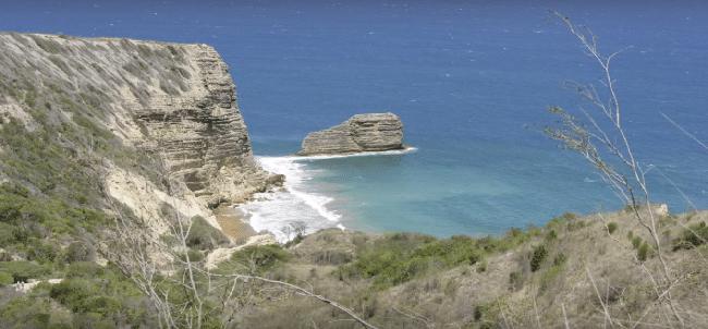 חוף אל מורו - Playa El Morro Beach