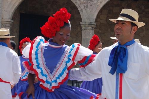 מרנגה - הריקוד של הרפובליקה הדומיניקנית
