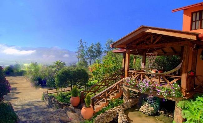 מלון Rancho Constanza
