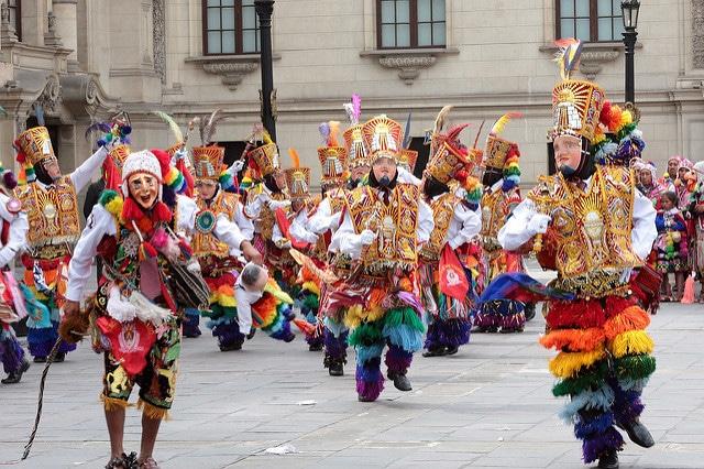 פסטיבל Fiestas Patronales