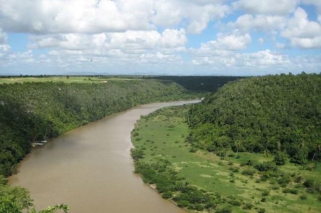 נהר Chavón