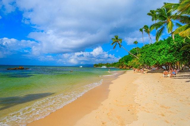 חוף דומיניקני