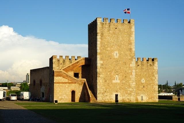 מבצר אוזאמה בסנטו דומינגו