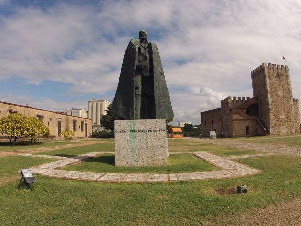 סנטו דומינגו - המקום ממנו התחיל העולם החדש