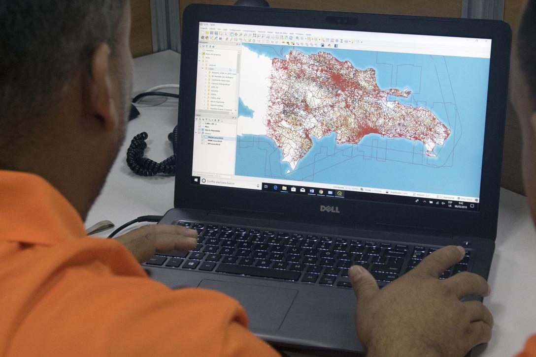 הפלטפורמה Dominican Republic Virtual Country,